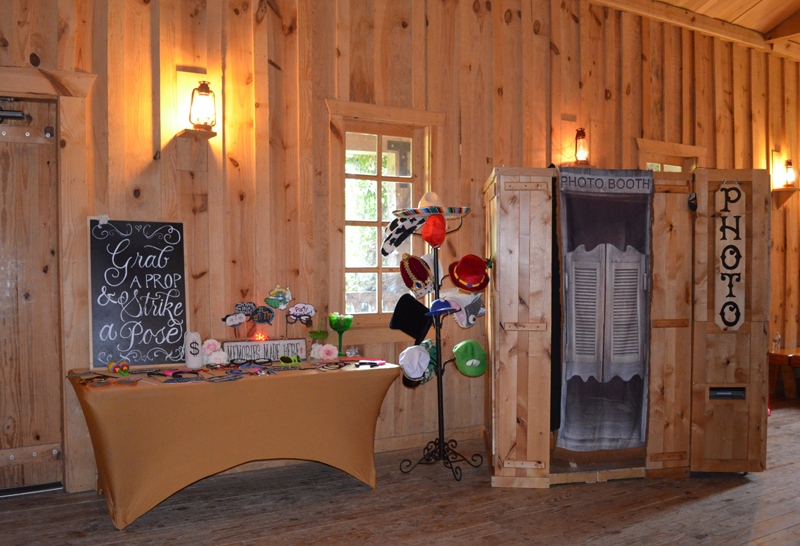 rustic photo booth san antonio